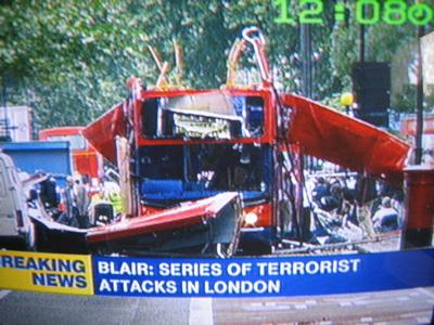 ロンドン同時爆破事件
